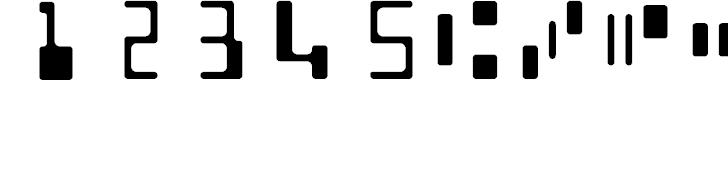 Micr Font