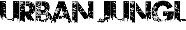 Free Font Urban Jungle