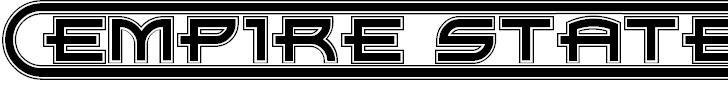 Free Font Empire State