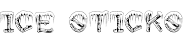 Free icicle Fonts | Download icicle Fonts | Download Free ...